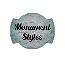link to monument styles page