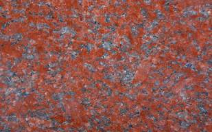 imperial red granite color sample